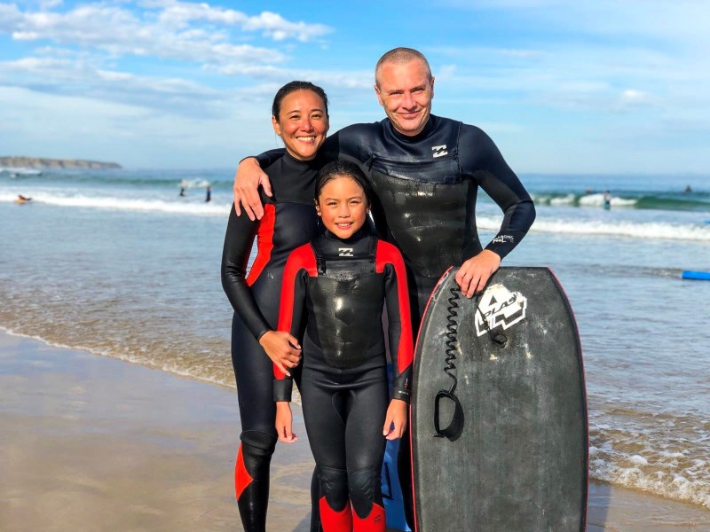 Things to do for Kids in Melbourne - Surf & Body Board Beaches