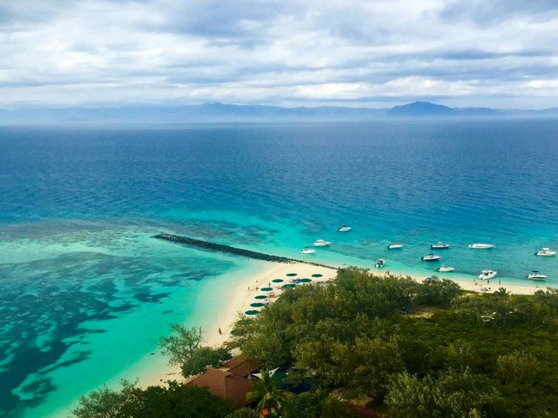 Things to Do in New Caledonia With Kids Blue Lagoon
