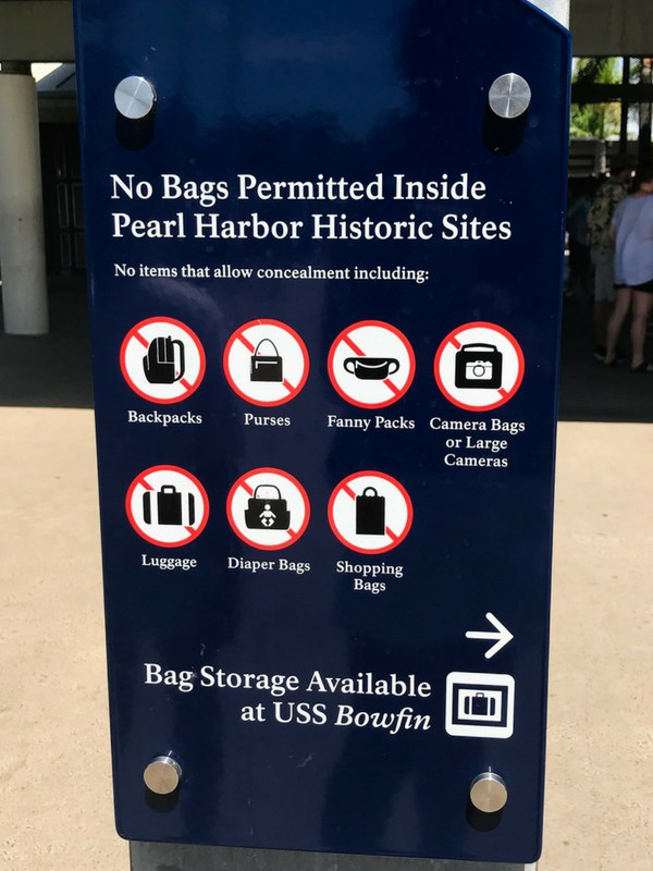 14 Things To Know Before Visiting Pearl Harbor Sign