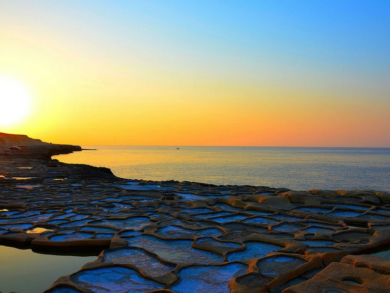 Top 10 Things To Do In Gozo With Kids Salt Pans