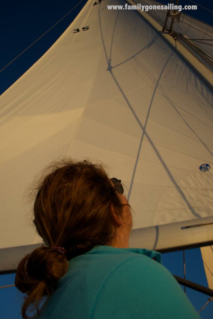 Yep, this is one great mainsail