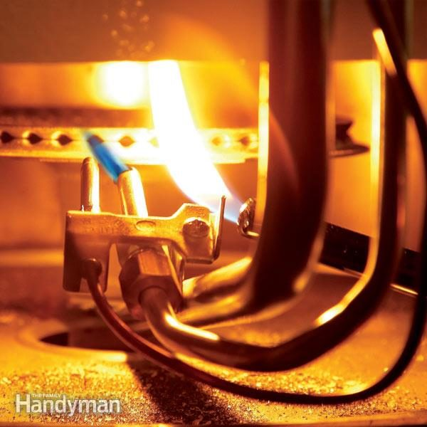 How To Fix A Water Heater Pilot Light  The Family Handyman