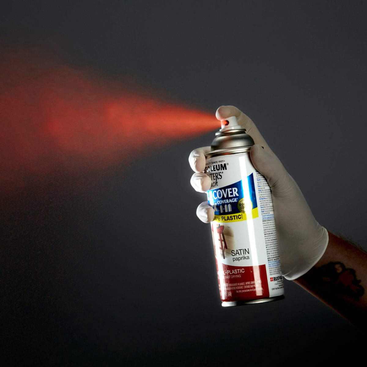 12 Tips For Perfect Spray Paint  The Family Handyman