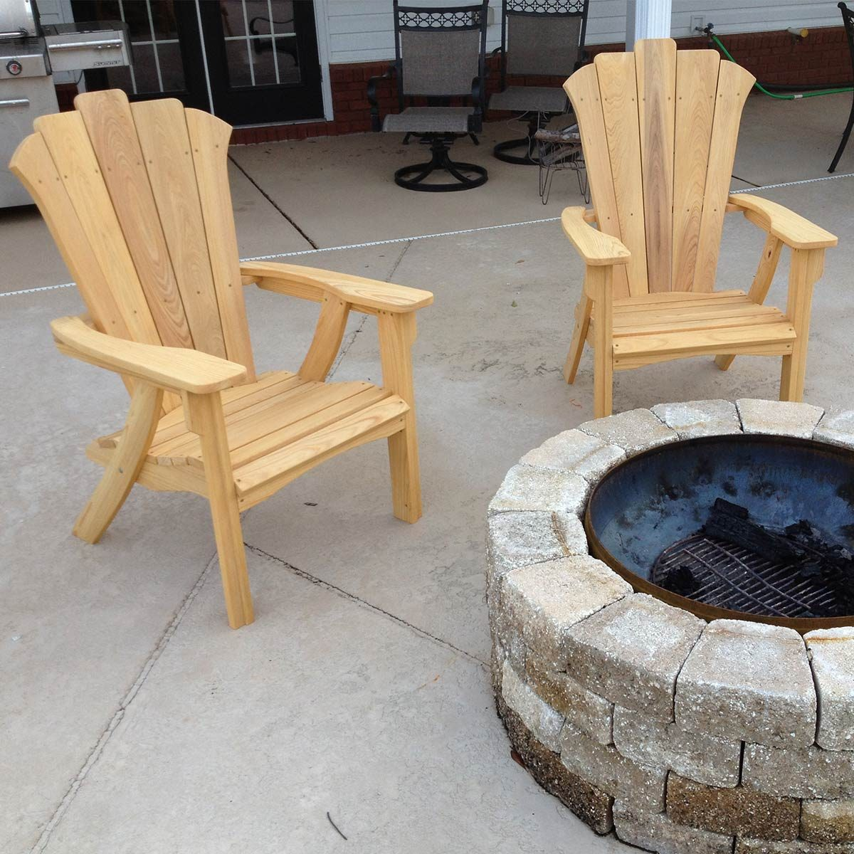 Adirondack Chairs Blueprints 16 Diy Reader Projects From The Family Handyman