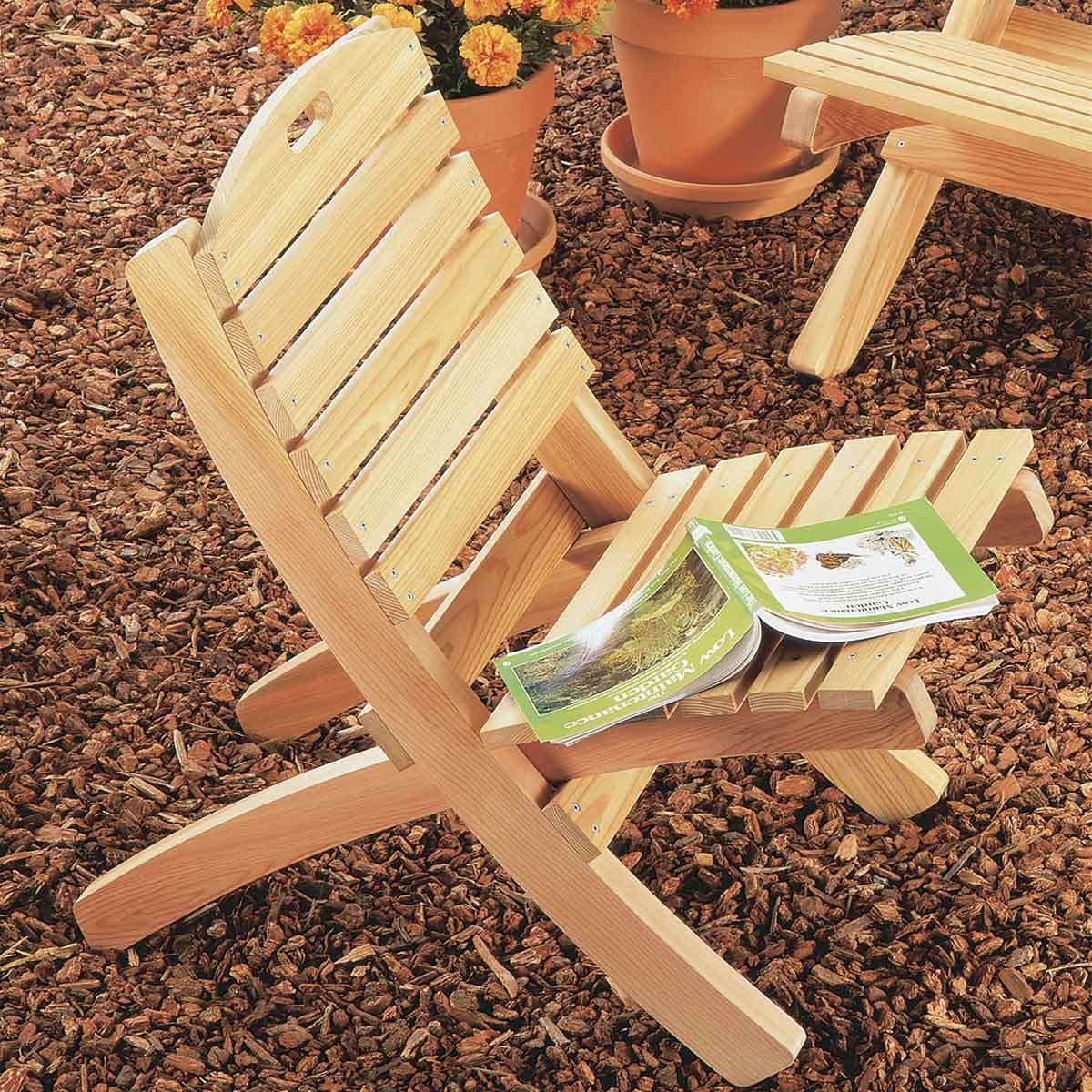 Cute Folding Chairs 15 Awesome Plans For Diy Patio Furniture The Family Handyman