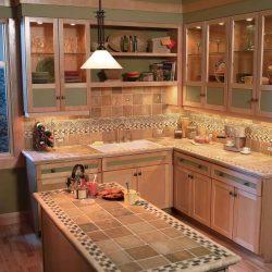 kitchen space saving cabinet handyman maximize storage