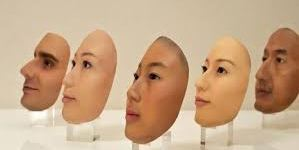 الوجوه الاصطناعية قديماً و حديثاً