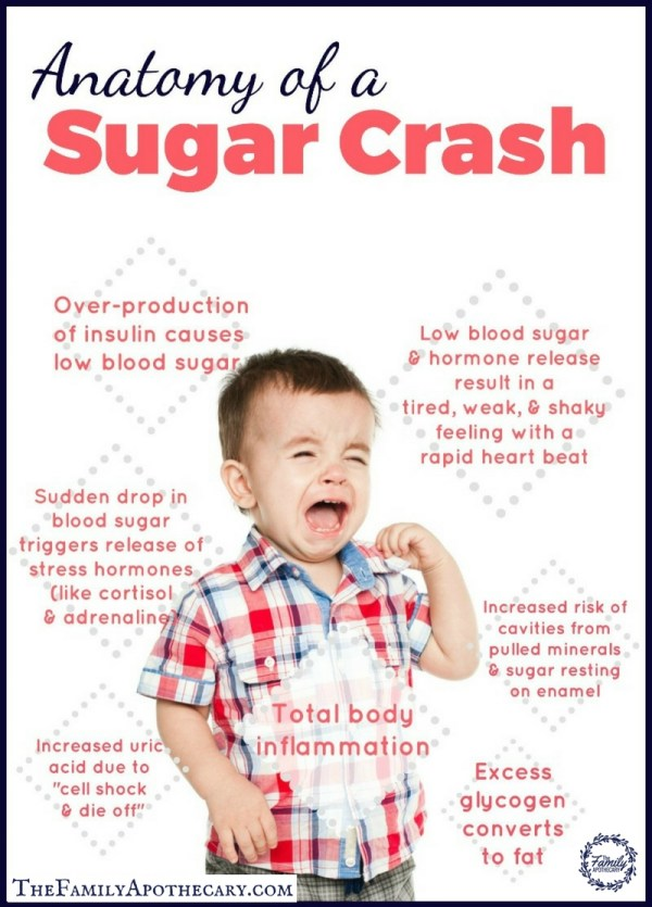 What actually happens in the body when sugar is consumed? Learn all about the science behind the side effects of sugar, sugar rush, sugar crash... #sugar #diabetes #insulin #leptinresistance #obesityepidemic ~ For more great healthy living tips, visit TheFamilyApothecary.com