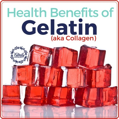 What are the health benefits of hydrolyzed collagen (aka gelatin)?