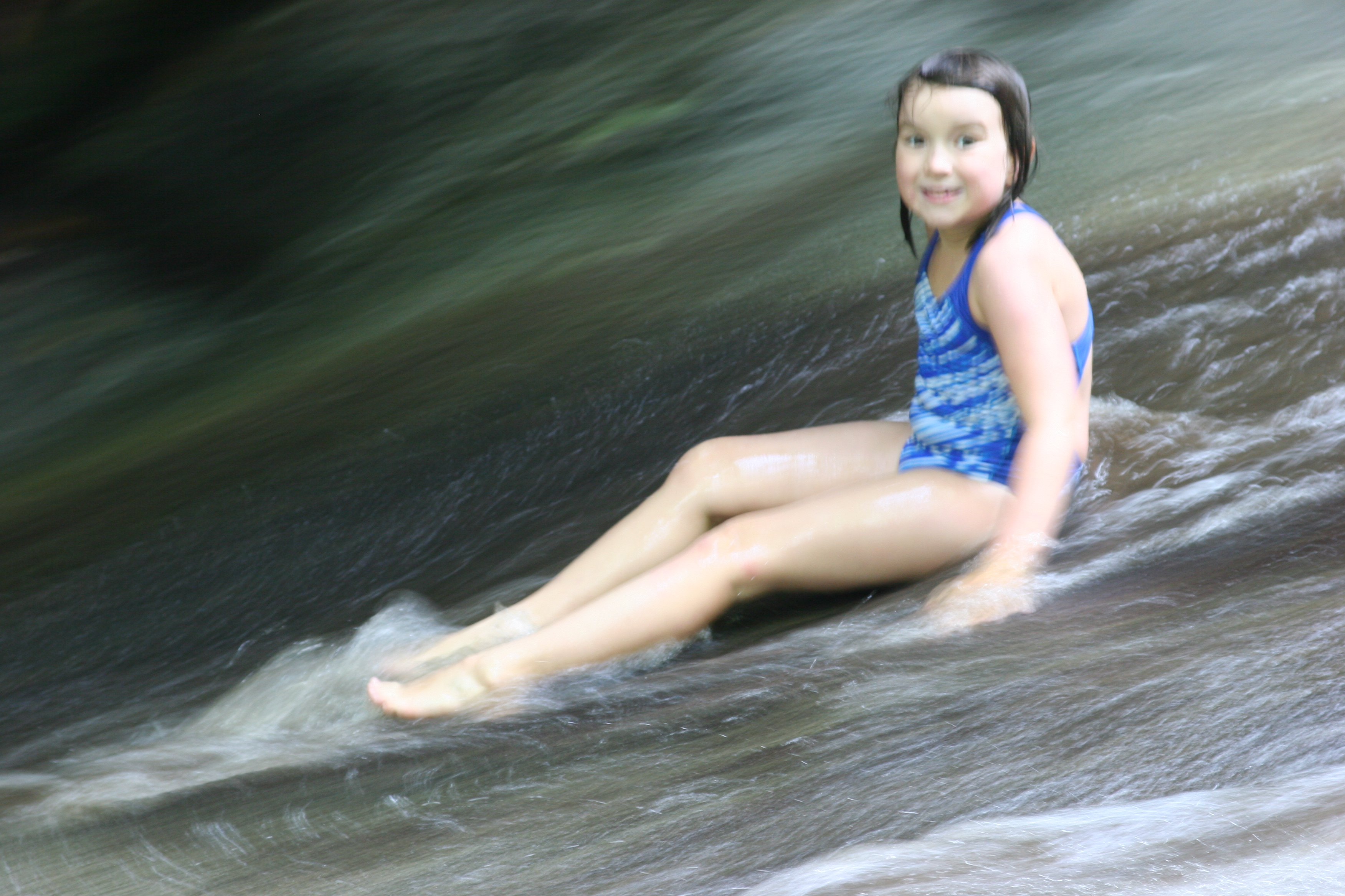 Stone Mountain State Park Roaring Gap NC Widows Creek