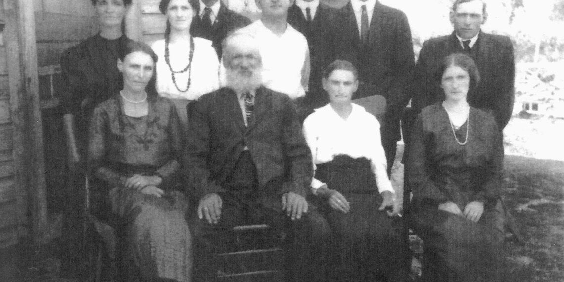 Larry & Annie Carriveau Family