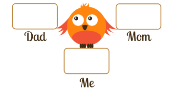 Free Family Tree Templates for Genealogy, School or Craft Projects