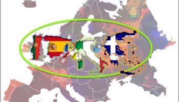 Flag Maps of Eastern Europe | F+H+F