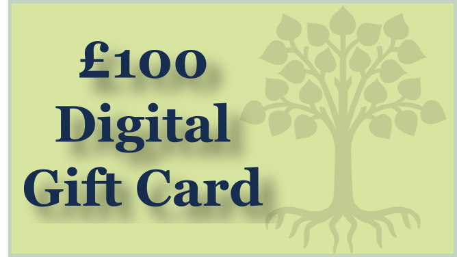£100 Digital Gift Card