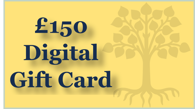 £150 Digital Gift Card