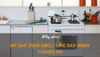 Why Does My Gas Oven Smell Like Gas When Turned On ...