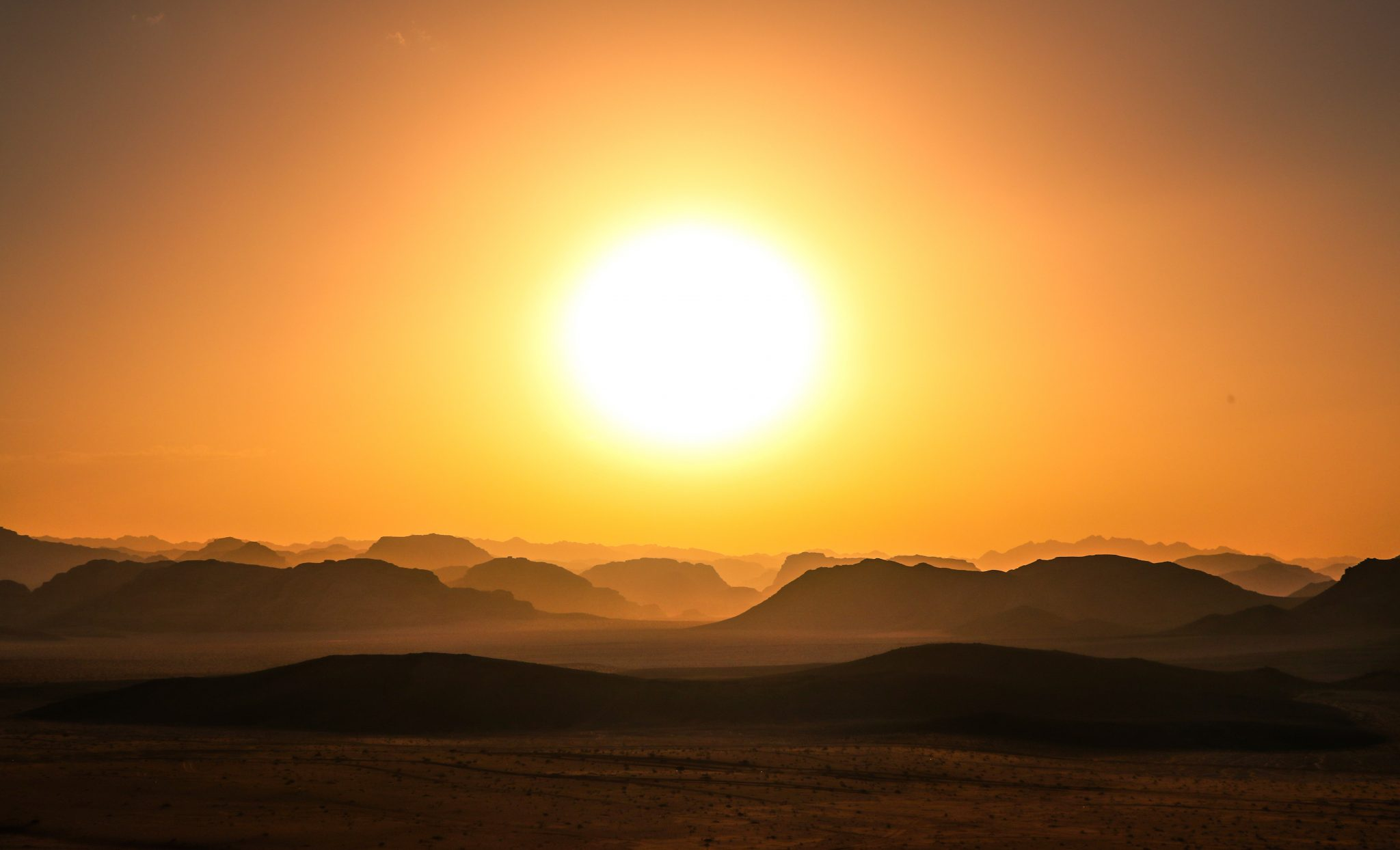 Les meilleurs couchers de soleil