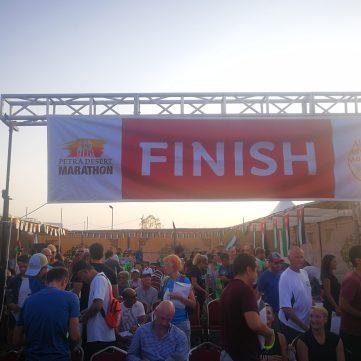 la finish line