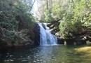 High Shoals Falls, Hiawassee, Georgia