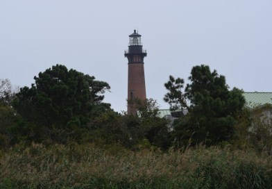Visiting Currituck Beach Lighthouse