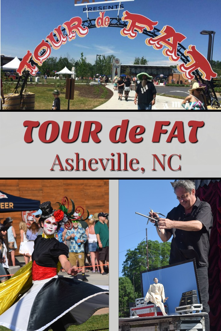 Tour de Fat Asheville