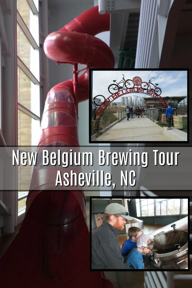 New Belgium Brewing Tour