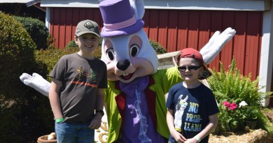 Patterson Farm Easter Event