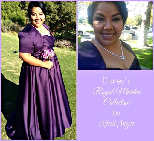 Showing My #DisneySide at a Wedding- FamilyisFamilia.com