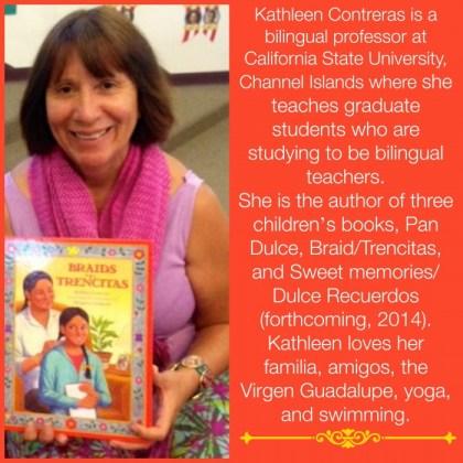L4LL Día Blog Hop 2014: Children's Author Kathleen Contreras - FamilyisFamilia.com