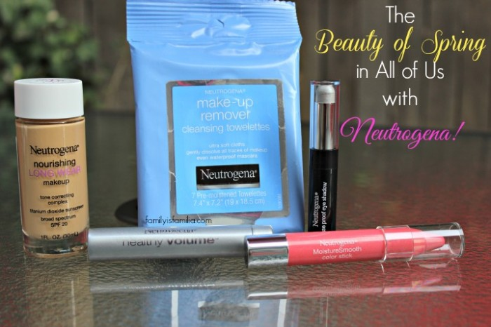 The Beauty of Spring in All of Us with Neutrogena! - FamilyisFamilia.com
