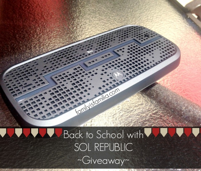 Back to School with SOL REPUBLIC (Giveaway) - Familyisfamilia.com