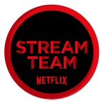 Latina Blogger Netflix Stream Team Member