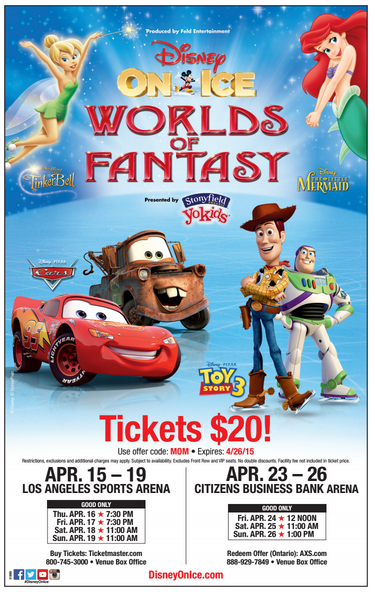 WORLDS OF FANTASY is Coming to SoCal! (Giveaway)