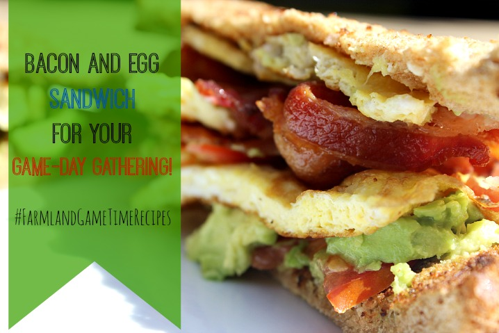 bacon-and-egg-sandwich-for-your-game-day-gathering