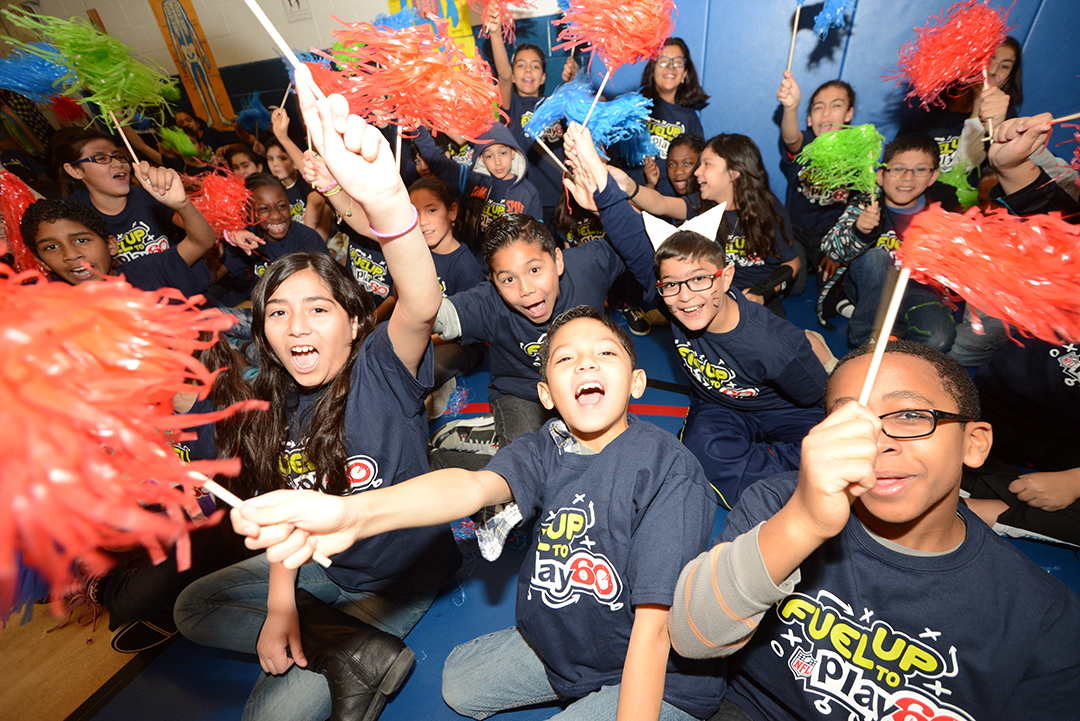Empowering Kids and Communities through Fuel Up to Play 60