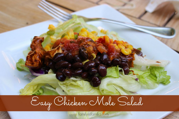 easy-chicken-mole-salad-made-with-foster-farms-chicken