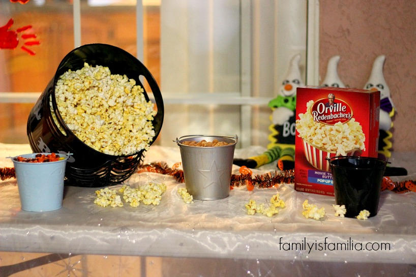 Movie Night with Orville Redenbacher's Popcorn