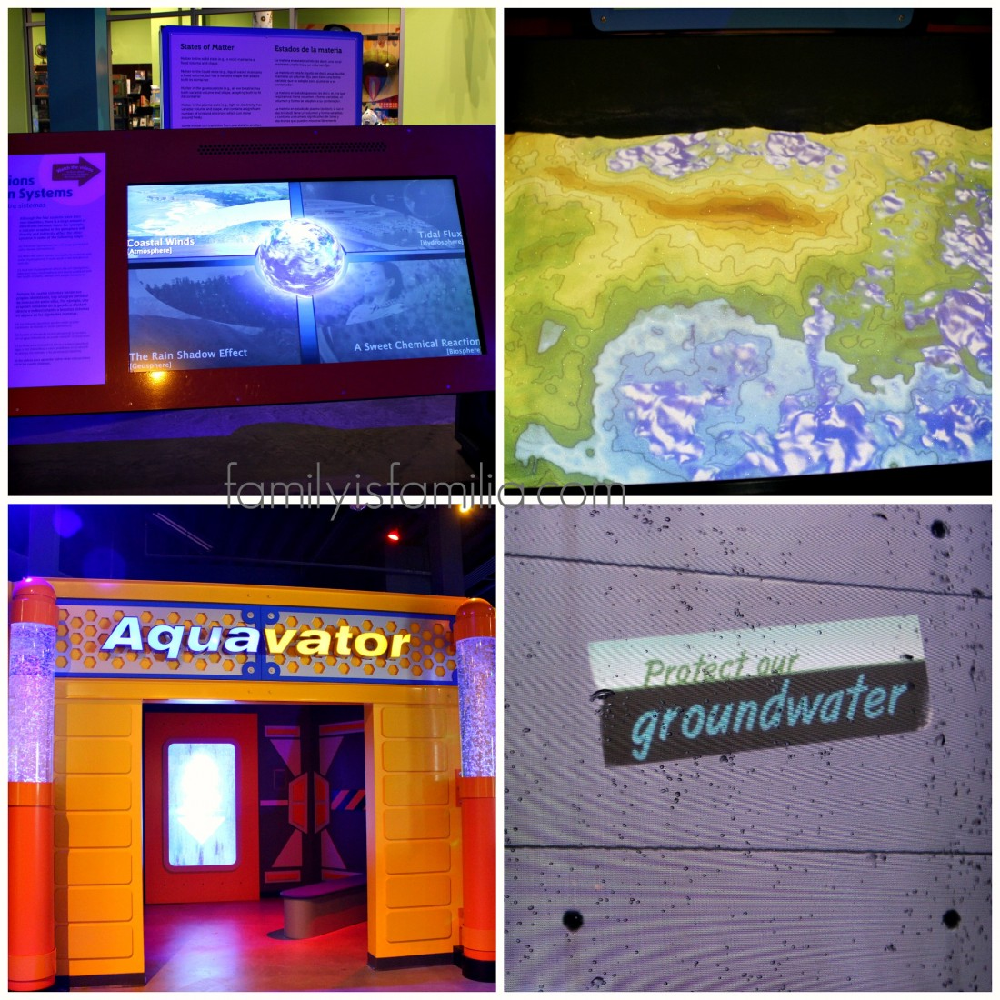 Discovery Cube's Water Gallery