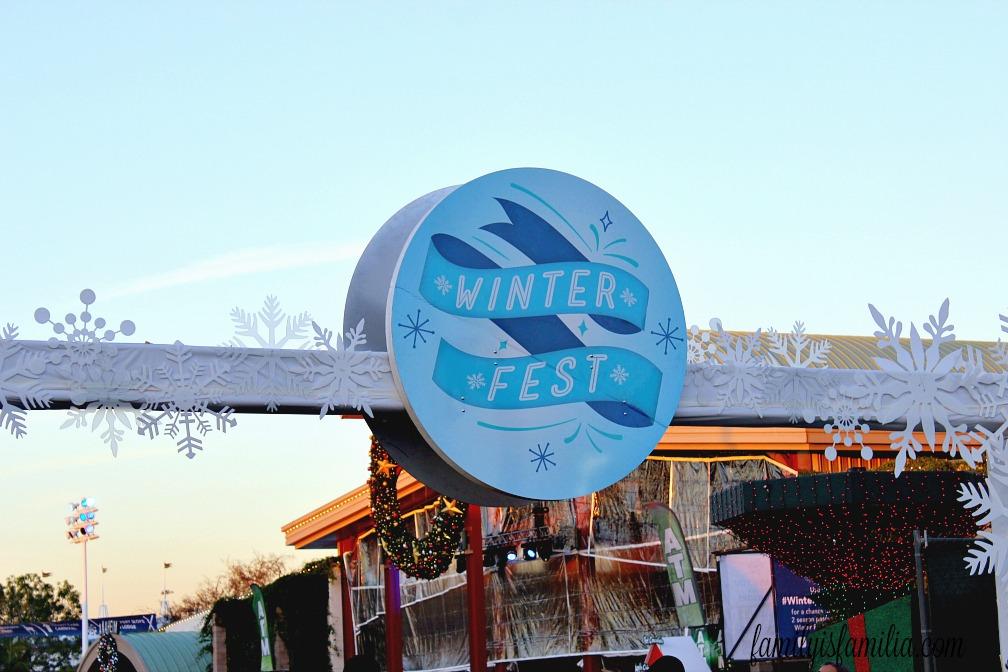 Winter Fest is Now in Orange County!
