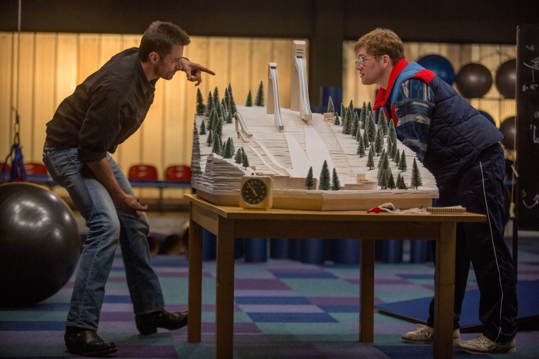 Victory Through Tears: An Eddie The Eagle Review