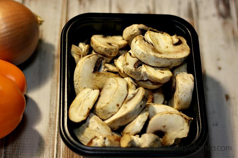 fresh mushrooms for recipe- familyisfamilia.com