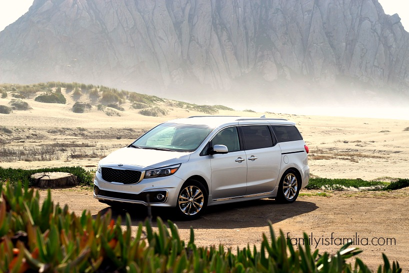 Road Tripping is a Family Affair with the 2016 Kia Sedona!