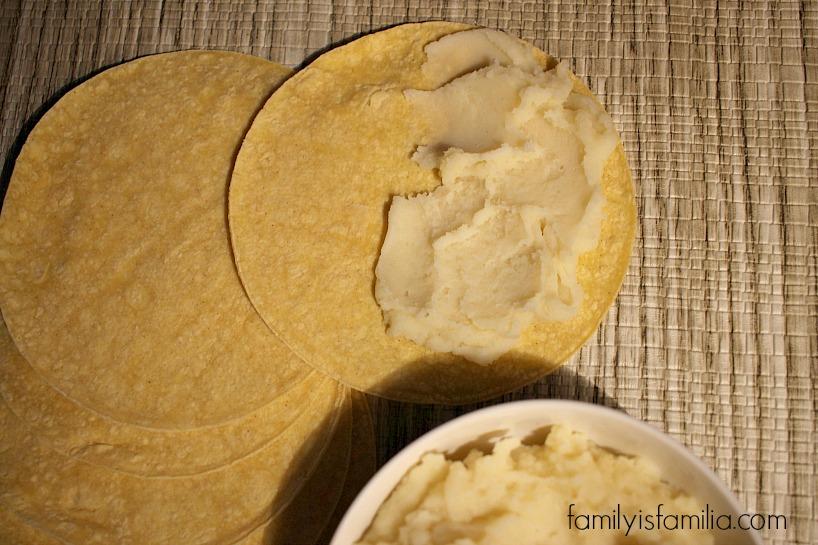Easy Tacos de Papa! #SaboreaTuVerano