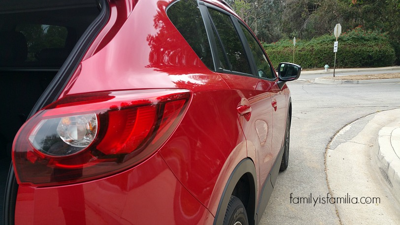 Celebrating in Style with the Mazda CX-5 Grand Touring!