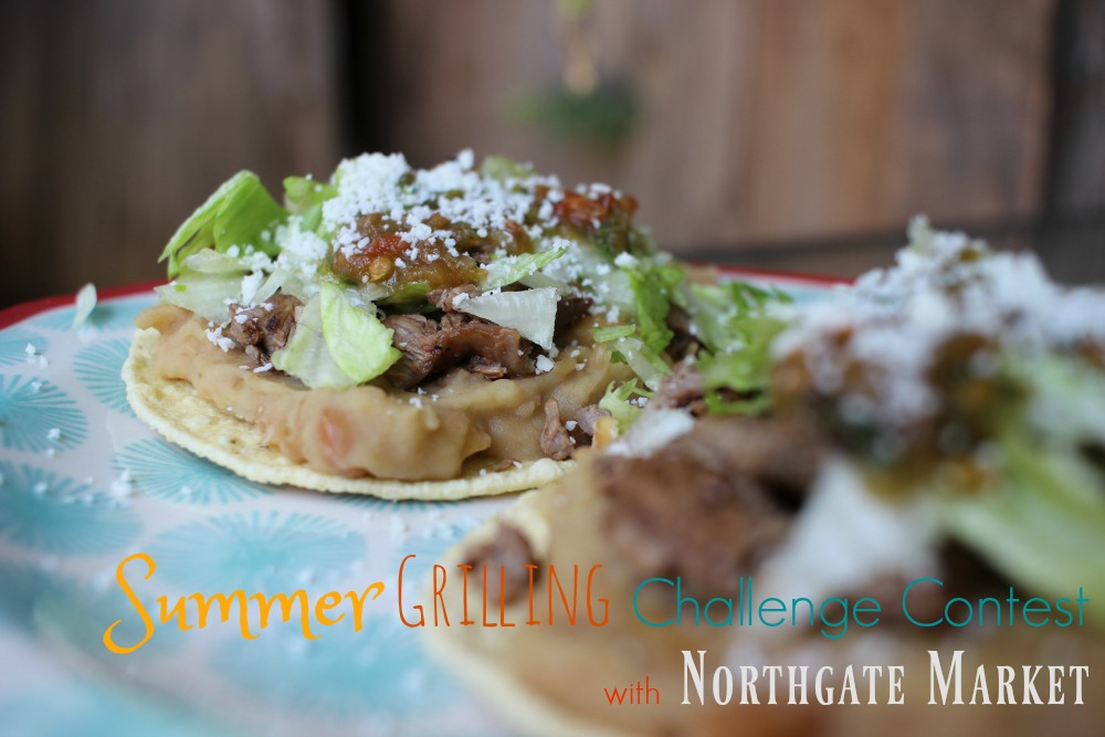 Summer Grilling Challenge Contest with Northgate Market