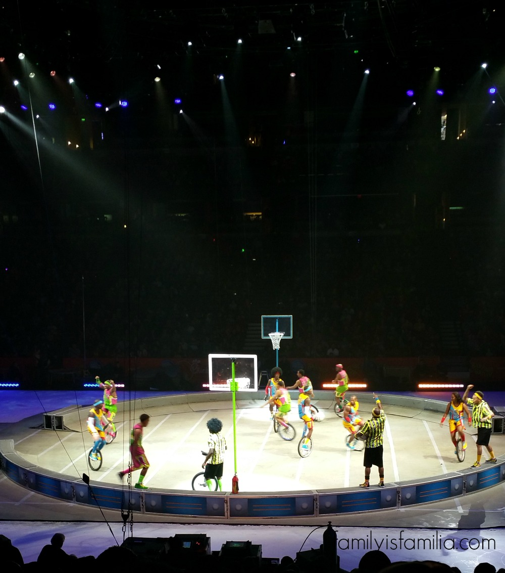 Ringling Bros and Barnum & Bailey: Out Of This World