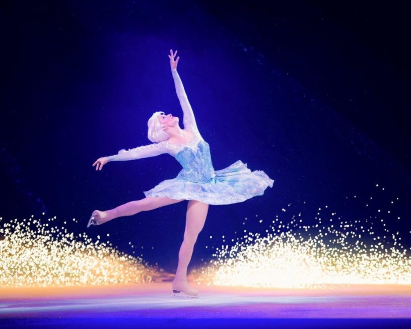 Get ready for DISNEY ON ICE presents WORLDS OF ENCHANTMENT!