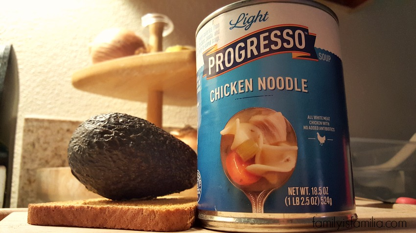 Eating Right and Losing Weight with Progresso