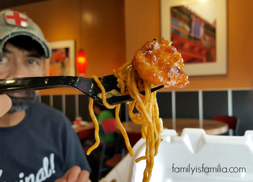 Yummy Perfection: Five Flavor Shrimp at Panda Express