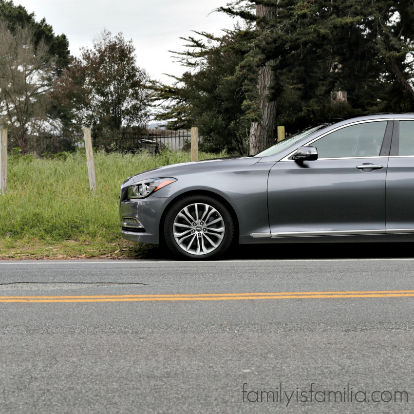 The 2017 Genesis G80: Let's Go on a California Road Trip!